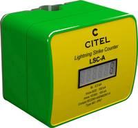 Villám áram számláló Házban 100 kA Citel LSC-A 1 db Citel