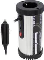 Szivargyújtós inverter, pohártartóba rakható, 150W 12V/DC, ewent by Eminent EW3990 ewent by Eminent
