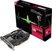 Sapphire Grafikus kártya AMD Radeon RX 550 Pulse 4 GB GDDR5-RAM PCIe x16 HDMI™, DVI, Kijelző csatlakozó (11268-01-20G) Sapphire