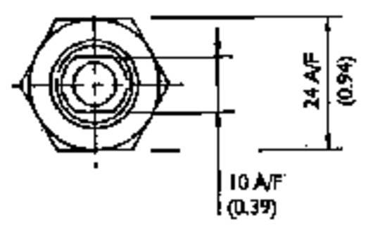 Úszókapcsoló 250 V/AC, 100 V/DC 1 A 1 záró/1 nyitó, TE