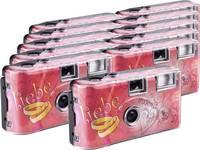 Love Hearts Egyszer használható fényképező 11 db beépített villanófénnyel