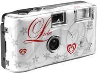 Love White Egyszer használható fényképező 1 db beépített villanófénnyel