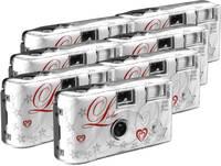 Love White Egyszer használható fényképező 7 db beépített villanófénnyel