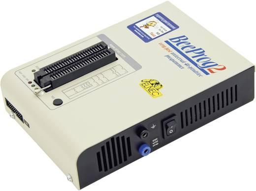 Programozó, max. 48 tüskés DIL házhoz adapter nélkül, Elnec BeeProg2