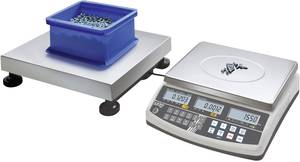 Kern Darabszámláló mérleg Mérési tartomány (max.) 60 kg Leolvashatóság 0.1 g Hálózati adapterről üzemeltetett Többszín Kern