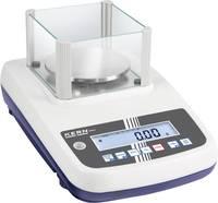 Precíziós mérleg Kern Mérési tartomány (max.) 600 g Leolvashatóság 0.01 g Hálózati adapterről üzemeltetett Többszínű (EWJ 600-2M) Kern