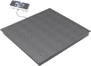 Kern Platform mérleg Mérési tartomány (max.) 3 t Leolvashatóság 500 g, 1000 g Hálózati adapterről üzemeltetett Többszí Kern