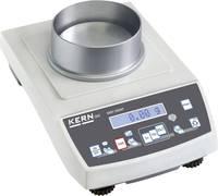 Darabszámláló mérleg Kern Mérési tartomány (max.) 360 g Leolvashatóság 0.001 g Hálózati adapterről üzemeltetett, Akkur Kern