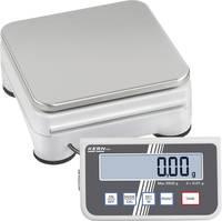 Precíziós mérleg Kern Mérési tartomány (max.) 6 kg Leolvashatóság 0.1 g Hálózati adapterről üzemeltetett, Elemekről üz Kern