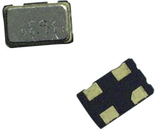 SMD kvarc oszcillátor, 14,31818 MHz, méret: 5 x 3,2 x 1 mm, EuroQuartz 14,31818MHZ XO53050UITA