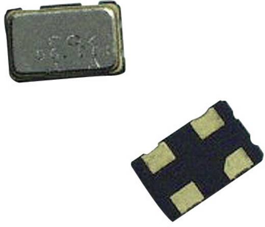 SMD kvarc oszcillátor, 20,000000 MHz, méret: 5 x 3,2 x 1 mm, EuroQuartz 20,000MHZ XO53050UITA