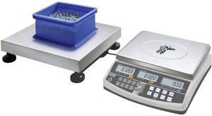 Kern számláló skála mérési tartománya (max.) 300 kg olvashatóság 0,01 g többszínű dugaszolható tápegységgel Kern