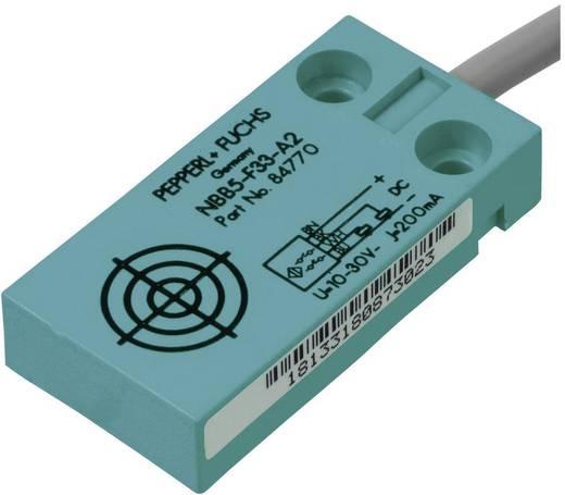 Induktív közelítés érzékelő, kapcsolási távolság: 5 mm, Pepperl & Fuchs NBB5-F33-A2