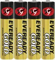 Eveready Gold Mikroelem Alkáli mangán 1.5 V 4 db Eveready