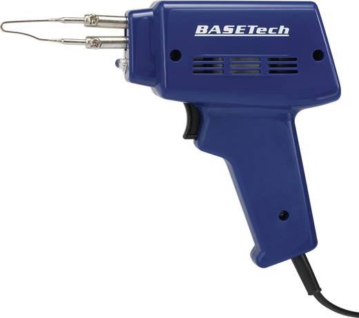 Basetech Forrasztópisztoly 230 V/AC 100 W Forrasztóhegy +530 °C (max) Forrasztó pisztollyal