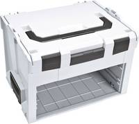 Szerszámos láda tartalom nélkül Sortimo L-BOXX LS 306 600.001.0108 ABS (H x Sz x Ma) 445 x 358 x 332 mm (600.001.0108) Sortimo