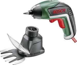 Akkus csavarozó fű- és sövénynyíróval 3,6 V 1,5 Ah Bosch Home and Garden IXO V (06039A800A) Bosch Home and Garden