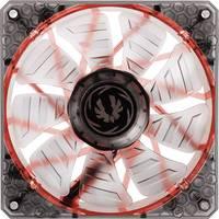 Számítógépház ventilátor 120 x 120 x 25 mm, fekete, piros LED, Bitfenix Spectre Pro Bitfenix