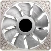 Számítógépház ventilátor 120 x 120 x 25 mm, fehér, zöld LED, Bitfenix Spectre Pro Bitfenix