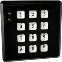 Dummy kódzár falra szerelhető, kh-security 250117 3 V kh-security