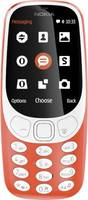 Nokia 3310 Dual SIM mobiltelefon Piros- A kultikus mobiltelefon visszatért! Nokia