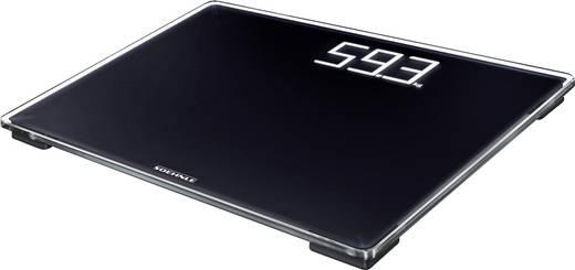 Digitális személymérleg max. 180 kg, rozsdamentes acél, Soehnle Style Sense Comfort 500