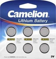 Camelion Gombelem készlet 2x CR2016, CR2025, CR2032 Camelion