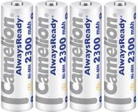 Ceruzaakku NiMH 2300 mAh 1.2 V 4 db, Camelion AlwaysReady (17423406) Camelion