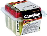 Camelion 6LR61 9V-os elem Alkáli mangán 700 mAh 9 V 6 db Camelion