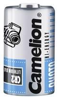 Fotóelem  Lítium 850 mAh 3 V  Camelion CR2 Camelion