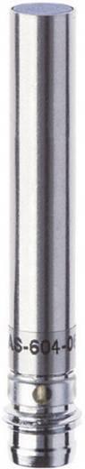 Induktív közelítés kapcsoló (-érzékelő) Ø 6,5 mm, kapcsolási távolság: 1,5 mm, Contrinex DW-AS-604-065-001