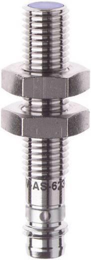 Induktív közelítés kapcsoló (-érzékelő) M8, kapcsolási távolság: 2 mm, Contrinex DW-AS-623-M8-001