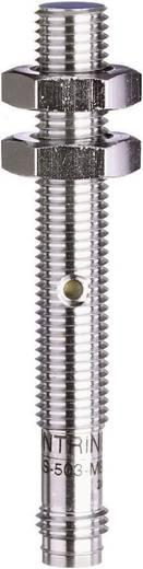 Induktív közelítés kapcsoló (-érzékelő) M8, kapcsolási távolság: 3 mm, Contrinex DW-AS-503-M8-001