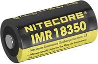 NiteCore IMR 18350 Speciális akku 18350 Lítiumion 3.7 V 700 mAh NiteCore
