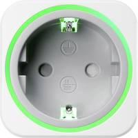 Okos energiafogyasztás mérő, bluetooth funkcióval, iOS és Android applikációval Smart készülékekhez Voltcraft SEM6000 VOLTCRAFT