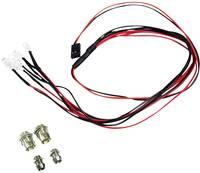Absima LED világítás Fehér, Piros 4.8 - 6 V Absima