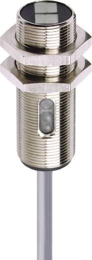 Fénysorompó, reflexiós fénydetektor hatótáv 2000mm M18 menettel Contrinex LRK-1180-304