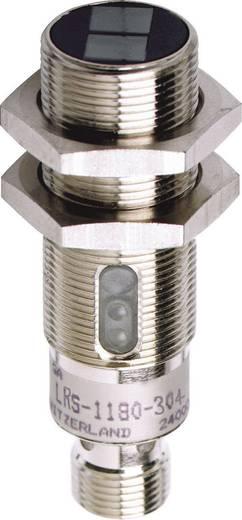 Fénysorompó, reflexiós fénydetektor hatótáv 2000mm M18 menettel Contrinex LRS-1180-304
