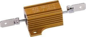 Teljesítmény ellenállás 8 Ω 25 W ATE Electronics RB25/7-8R0-J 5 % ATE Electronics