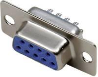 BKL Electronic D-SUB alj 180 ° Pólusszám: 9 Forrasztókehely 1 db (10120005) BKL Electronic