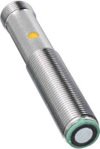 Ultrahang érzékelő M12, hatótáv: 15 - 200 mm, Pepperl & Fuchs UB200-12GM-E5-V1