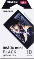 Fujifilm Instax Mini Black Frame Azonnali kép film Fujifilm