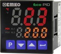Emko ecoPID.4.6.2R.S.0 Hőmérséklet szabályozó (H x Sz x Ma) 90 x 48 x 48 mm Emko