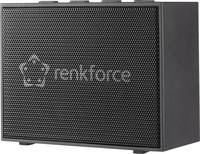 Bluetooth hangszóró, Renkforce BlackBox1 (RF-4685109) Renkforce