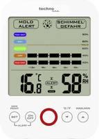 Techno Line WS 9422 Légnedvesség mérő 20 % r. 95 % r. Olvadáspont-/penészesedés jelző Kalibrált: Gyári standard (tanusít Techno Line