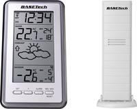 Vezeték nélküli digitális időjárásjelző állomás, 1 napos előrejelzés, Basetech 1563419 (WS-9130-IT) Basetech