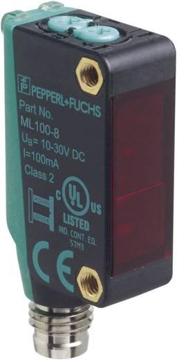 Reflexiós fénysorompó háttér szűréssel, Pepperl & Fuchs ML100-8-H-350-RT/95/103