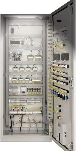 LED-es géplámpa 13,4 cm, 24 V/DC, fehér, LUMIFA Idec LF1B-NA3P-2THWW2-3M
