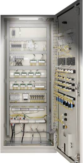 LED-es géplámpa 33 cm, 24 V/DC, melegfehér, LUMIFA Idec LF1B-NC4P-2TLWW2-3M
