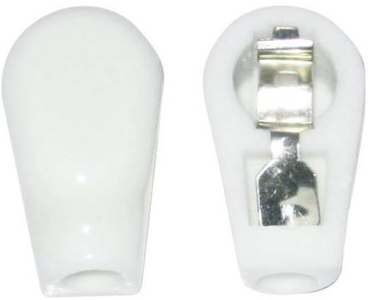 Kerámia anód sapka elektroncsőhöz, 9 mm